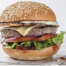 Photo of menu item: Crispy Bacon & Cheese
