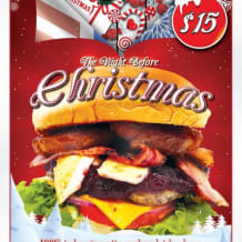 Photo of menu item: The Night Before Christmas