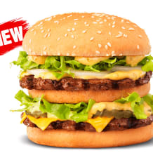 Photo of menu item: Mega Jack