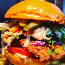 Photo of menu item: Southern Style chicken Burger