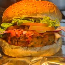 Photo of menu item: VEGI Burger