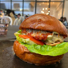 Photo of menu item: Cheese Burger