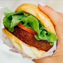 Photo of menu item: Shroom Burger