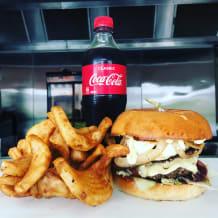 Photo of menu item: Burger Meal Deal