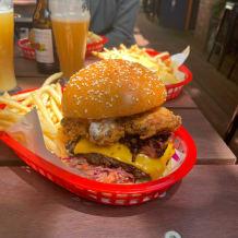 Photo of menu item: The Baconator