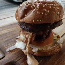 Photo of menu item: The Aussie Aussie