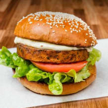 Photo of menu item: Mister Vegan Burger