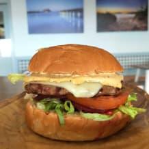 Photo of menu item: Attitude Burger