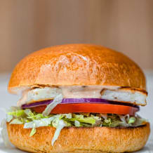 Photo of menu item: Halloumi Brgr
