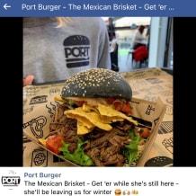 Photo of menu item: Mexican