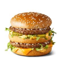 Photo of menu item: Big Mac