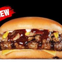 Photo of menu item: Pulled Beef & Angus