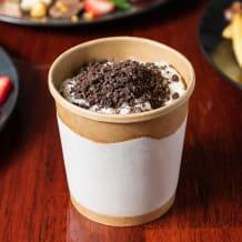 Photo of menu item: Oreo Ice cream smash (Sml)