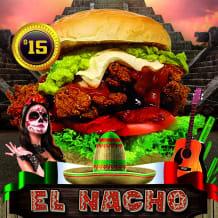 "Photo of menu item: 🇲🇽 ""El Nacho"" 🇲🇽"