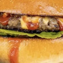 Photo of menu item: White Haven Burger Combo Meal