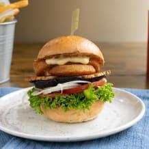 Photo of menu item: Veggie Patch & Chips
