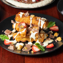 Photo of menu item: Not Just your everyday waffles
