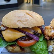Photo of menu item: The Classic Burger