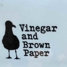 Photo of restaurant: Vinegar and Brown Paper