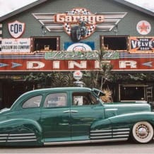 Photo of restaurant: Rick's Garage