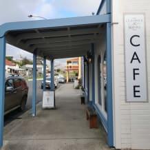 Photo of restaurant: Leather & Wood Cafe
