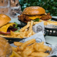 Photo of restaurant: Boss Burgers of Sydney at Twin Willows Hotel