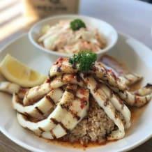 Photo of menu item: Salt & Pepper Squid