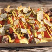 Photo of menu item: Cheeseburger LOADED Fries
