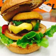 Photo of menu item: Vege Burger