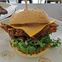 Photo of menu item: Burger Patch Chicken