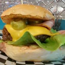 Photo of menu item: F150 Kustom Burger