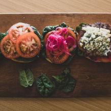 Photo of menu item: Lilly Burger