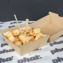 Photo of menu item: Popcorn Haloumi