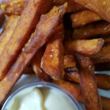 Photo of menu item: Sweet Potato Fries (Large)