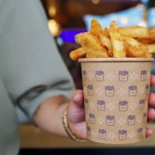 Photo of menu item: Just Fries