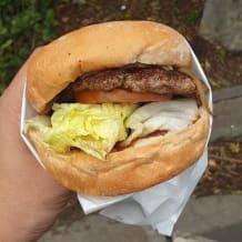 Photo of menu item: Old-Skool Burgers