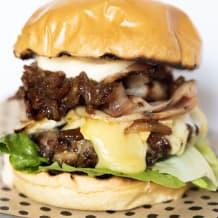 Photo of menu item: Bacoholic Burger