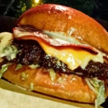 Photo of menu item: Pastrami Brgr
