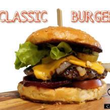 Photo of menu item: Classic Burger