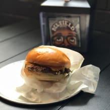 Photo of menu item: Belfield Burger