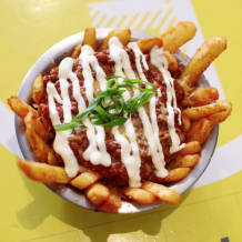 Photo of menu item: Chilli Cheese Chips