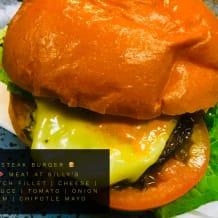 Photo of menu item: Chimchurri Steak Burger