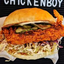 Photo of menu item: Nashboy