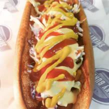 Photo of menu item: Chicago Dog