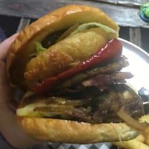 Photo of menu item: Tube Burger