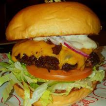 Photo of menu item: Wagyu Burger