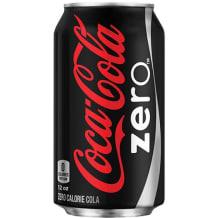 Photo of menu item: Coke Zero Can