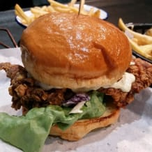 Photo of menu item: Mad Chook