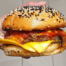 Photo of menu item: Truff Burger