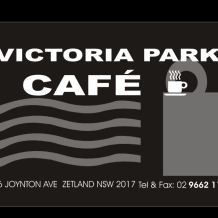 Photo of restaurant: Victoria Park Cafe